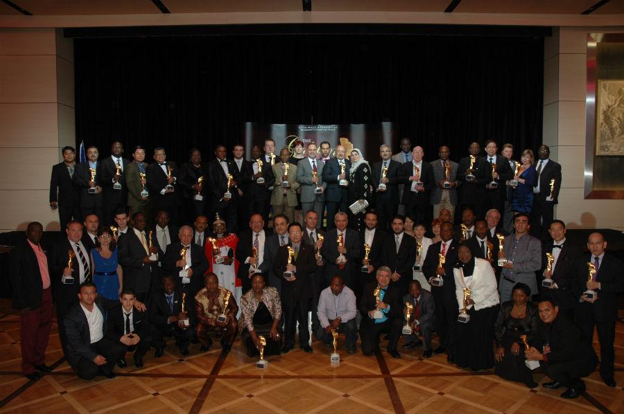 UI Wins Global Green Award 2014