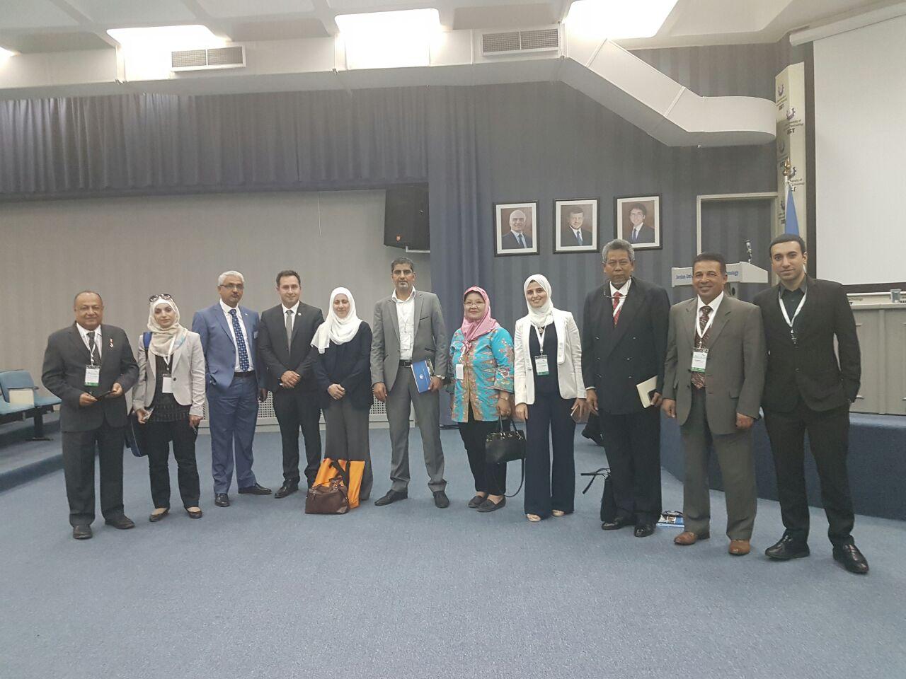 National Workshop on UI GreenMetric for Jordanian Universities